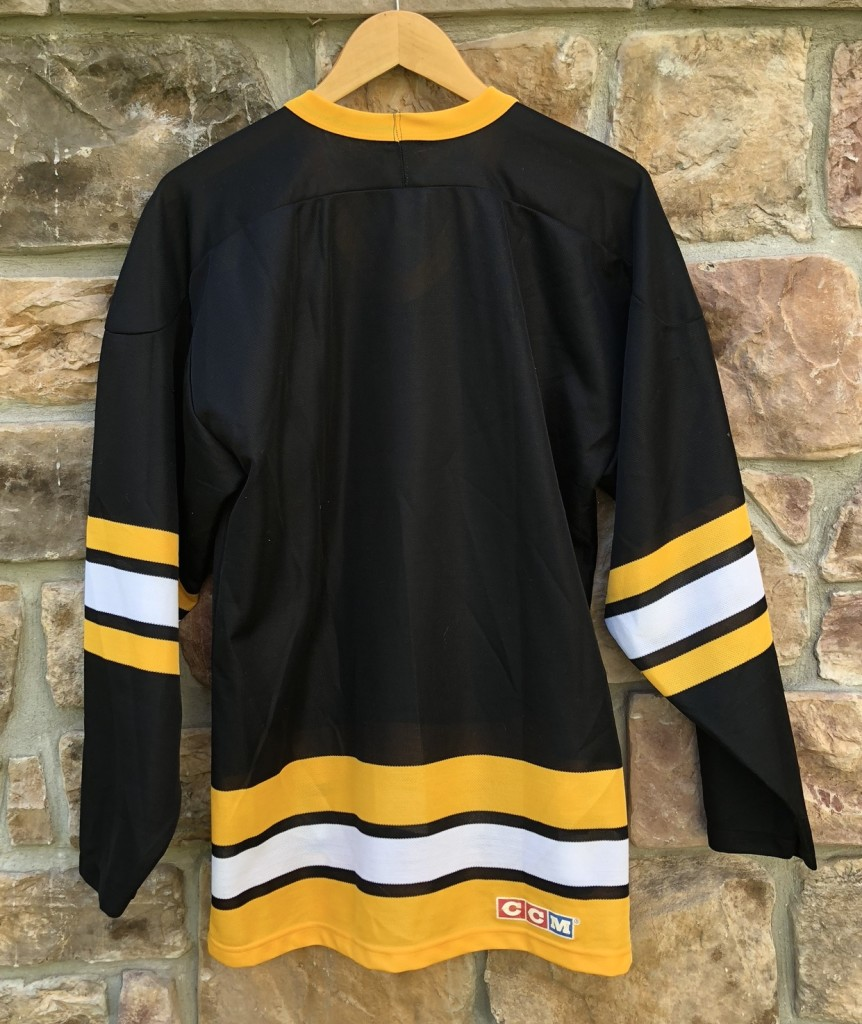 80 s Boston Bruins CCM NHL hockey jersey size medium vintage Happy Gilmour d91d774e6