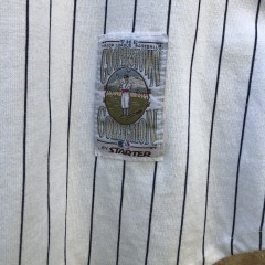 vintage 90's 1923 New York Yankees Starter MLB jersey size Large