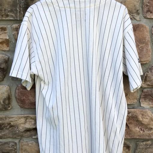 vintage 90's 1923 New York Yankees Starter MLB jersey size Large
