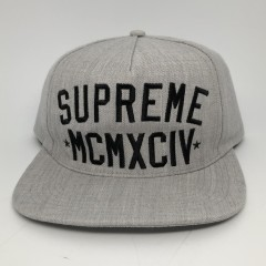 Fall Winter 2009 Supreme MCMXCIV Grey starter snapback hat vintage