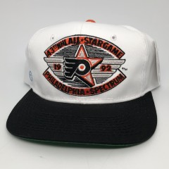 1992 43rd NHL All Star Game Philadelphia Flyers NHL Snapback hat deadstock