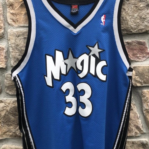2001 Grant Hill Orlando Magic Nike Swingman NBA Jersey size XL