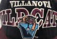 vintage 90's Villanova University Wildcats Starter Tri Power NCAA snap back hat deadstock