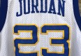 1980 Michael Jordan Laney High School Nike talented & gifted retro swingman jersey size XL