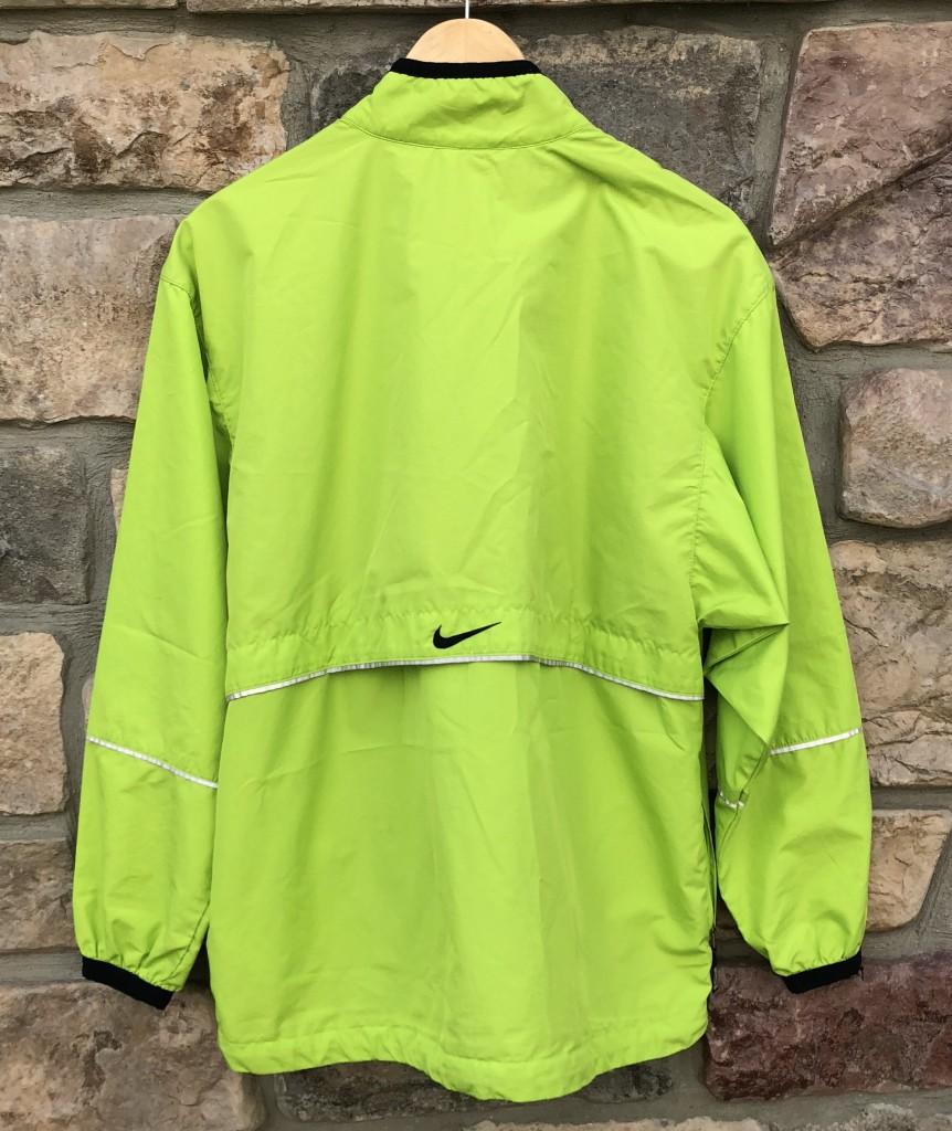 Nike neon jacket