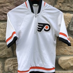 70's Philadelphia Flyers Warm Up Size small NHL vintage Original