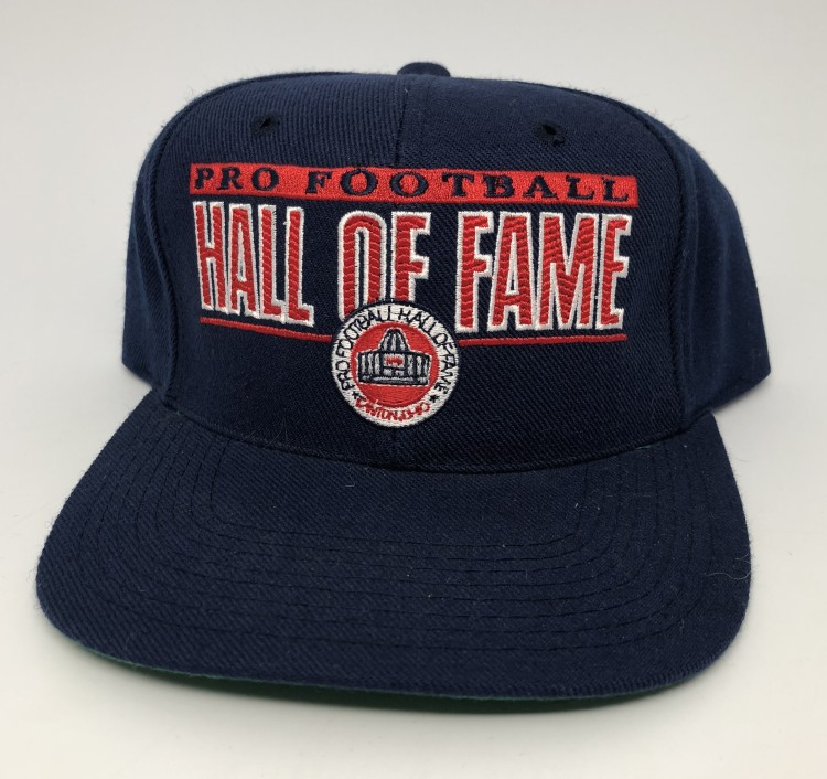 90 s Pro Football Hall of Fame Sports Specialties NFL Snapback Hat ... a0cde2e3aa3a