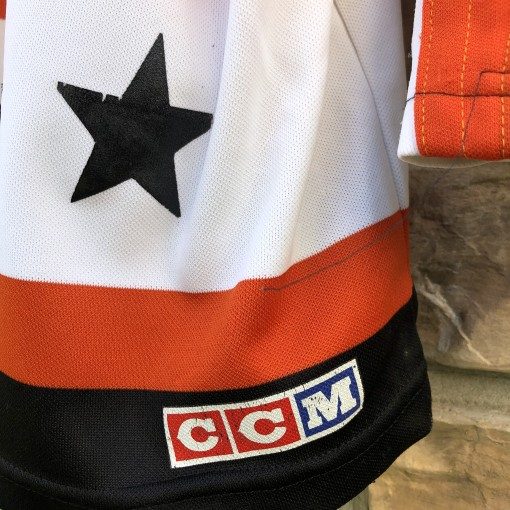 1991 Wayne Gretzky NHL All Star Jersey vintage CCM size XL