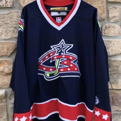 2003 Columbus Blue Jackets Koho NHL Jersey size XL