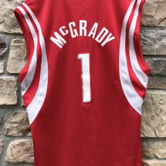 2006 Tracy McGrady houston Rockets adidas nba swingman jersey size large red
