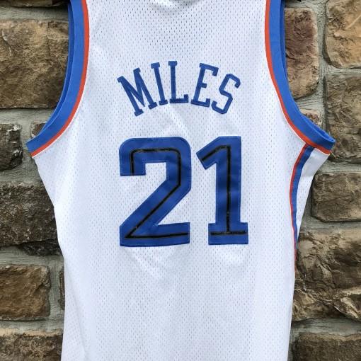 2002 Cleveland Cavaliers Darius Miles Nike swingman vintage NBA jersey size XL