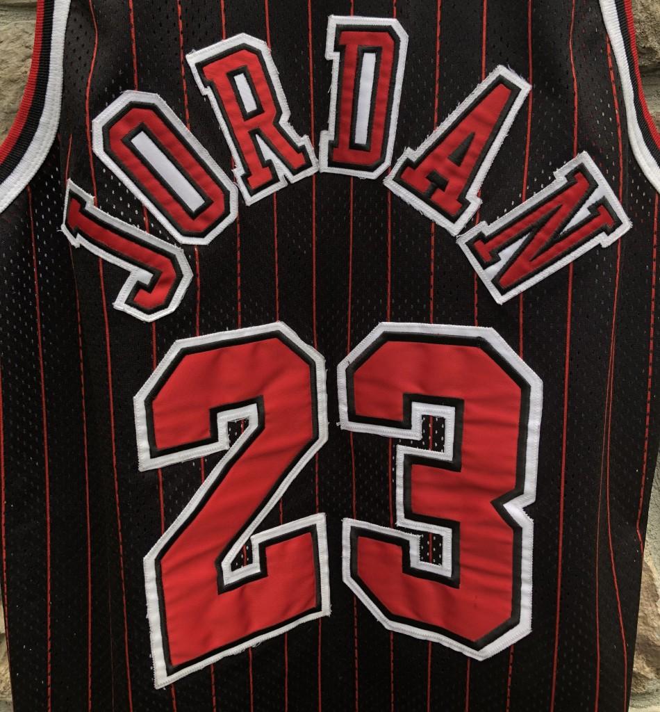 new styles 5c0b8 57d10 netherlands vtg 90s nike air michael jordan baseball jersey ...