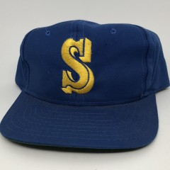 80s Seattle Mariners Vintage MLB Snapack hat