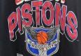 1989 Detroit Pistons Motor City Bad Boys t shirt screen stars size large