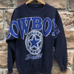 90's Dallas Cowboys NFL crewneck sweatshirt