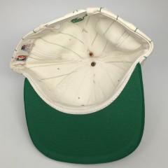 90's Boston Celtics Starter pinstripe vintage NBA snapback hat