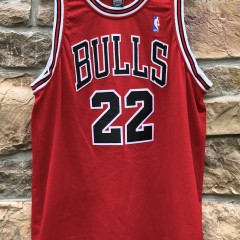 2002 Jay Williams Authentic Chicago Bulls Nike NBA jersey size 52 XXL