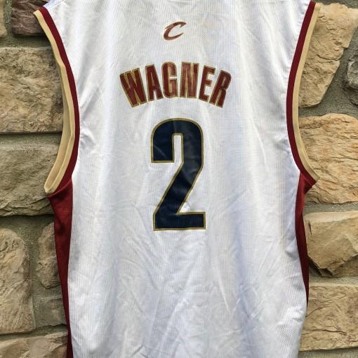 2003 dejauan wagner cleveland cavaliers reebok nba jersey size large vintage