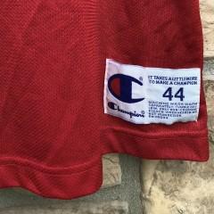 1996 Jerry Stackhouse Philadelphia Sixers 76ers Champion NBA jersey size 44 large