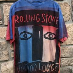 1994 Rolling Stones Voodoo Lounge Tie Dye concert shirt size XXL