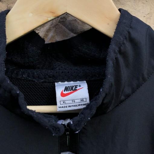 90's Nike 3m black windbreaker jacket size XL Supreme Copies