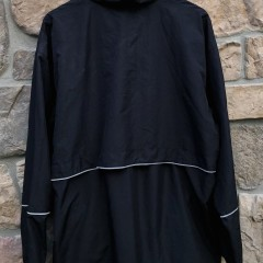 90's Nike 3m black windbreaker jacket size XL Supreme Copies