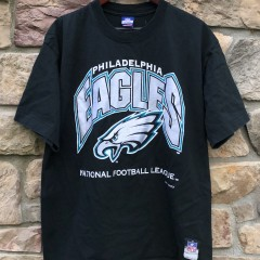 1996 Philadelphia Eagles Reebok NFL T Shirt vintage 90's size large