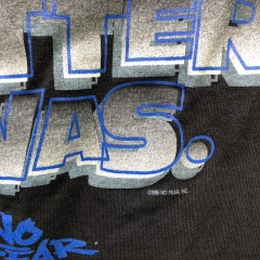 1996 No Fear the older I get the better I was vintage t shirt size large