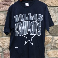 vintage 1993 Dallas Cowboys Jostens NFL T shirt size large