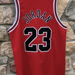 1998 Michael Jordan Chicago Bulls Nike Authentic NBA Jersey size 44 large