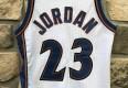 2001 Washington Wizards Authentic Nike Michael Jordan Jersey size 40