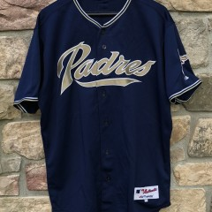 2004 San Diego Padres Majestic Authentic MLB Jersey size 48 XL