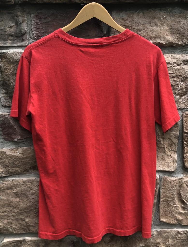 check out 5b306 9ede6 1990 Michael Jordan Caricature Chicago Bulls Salem Sportswear NBA T Shirt