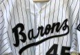 1994 Birmingham Barons #45 Michael Jordan Wilson Authentic Minor League Jersey size 48