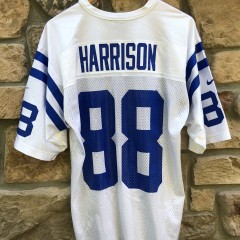 90's Marvin Harrison Indianapolis Colts Nike NFL jersey size Medium vintage
