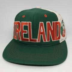 ac64843b4b6 1994 Ireland World Cup Futball Soccer Adidas snapback hat vintage