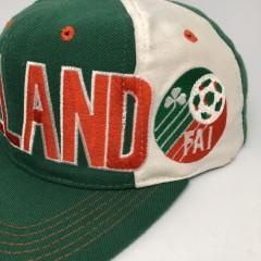 1994 Ireland World Cup Futball Soccer Adidas snapback hat vintage