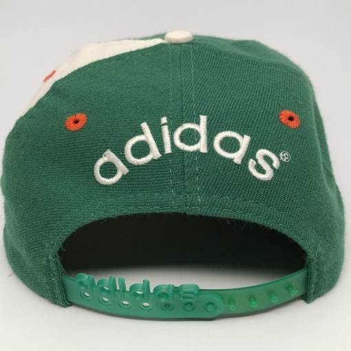 1994 Ireland World Cup Futball Soccer Adidas snapback hat vintage