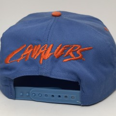 vintage 90's Cleveland Cavaliers AJD NBA Snapback Hat