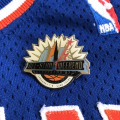 1997 Cleveland Cavaliers NBA All Star Weekend Lapel Pin