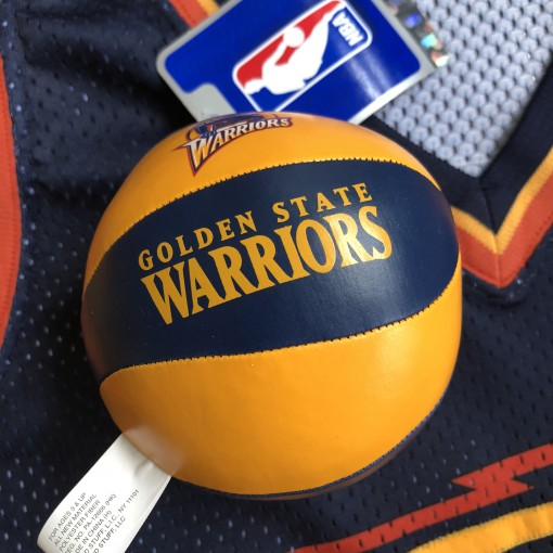 vintage Golden State Warriors Mini plush basketball