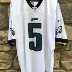 2001 Donovan McNabb Philadelphia Eagles Reebok NFL Jersey size XXL