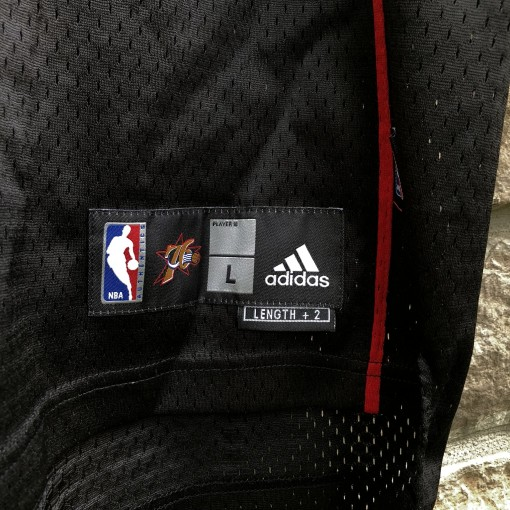 2009 elton Brand Philadelphia Sixers Adidas Swingman NBA Jersey size large