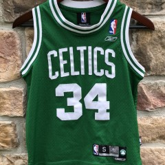 2006 Paul Pierce Boston Celtics Adidas Swingman NBA Jersey size Youth small
