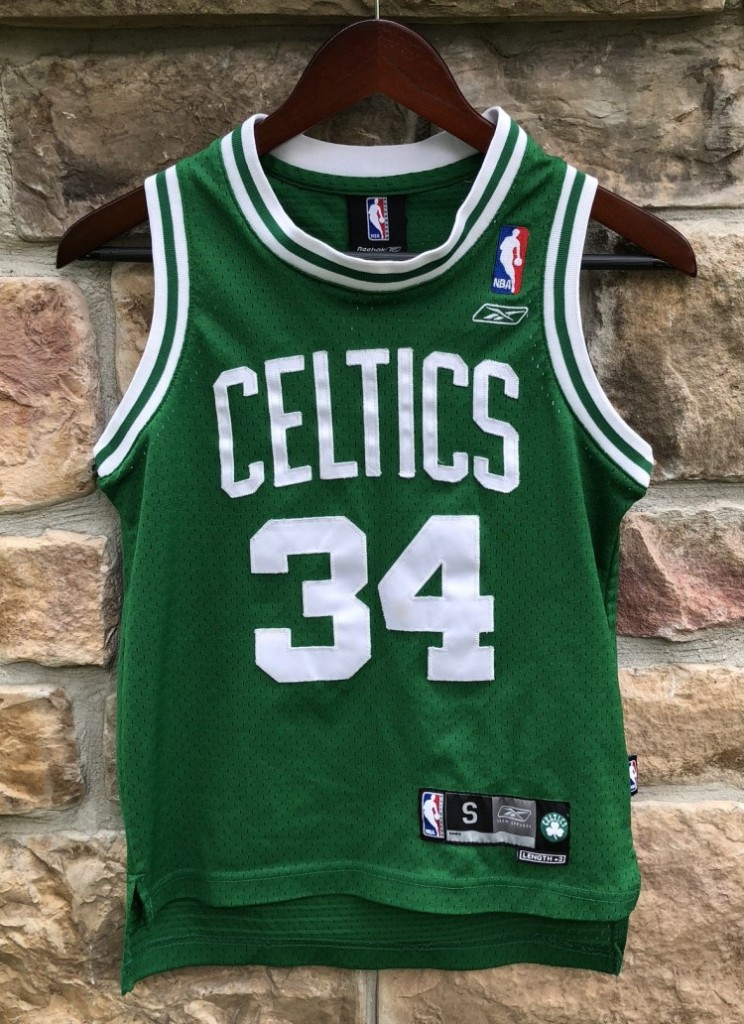 2006 Paul Pierce Boston Celtics Adidas Swingman NBA Jersey size Youth small b2d7c0ab2