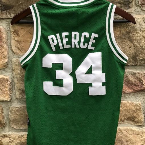 2006 Paul Pierce Boston Celtics Adidas Swingman NBA Jersey size Youth small
