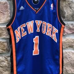 2009 Chris Duhon New York Knicks Adidas NBA Jersey Size Small