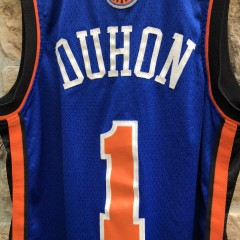 2009 Chris Duhon New York Knicks Adidas NBA Jersey Size Small