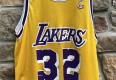 90's Magic Johnson Los Angeles Lakers Champion NBA Jersey size 48 XL