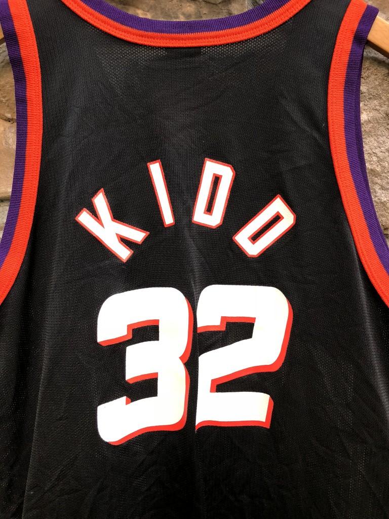 db714ab2153 90's Jason Kidd Phoenix Suns Champion NBA Jersey size medium vintage